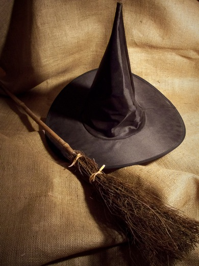 The Witchs Broomstick